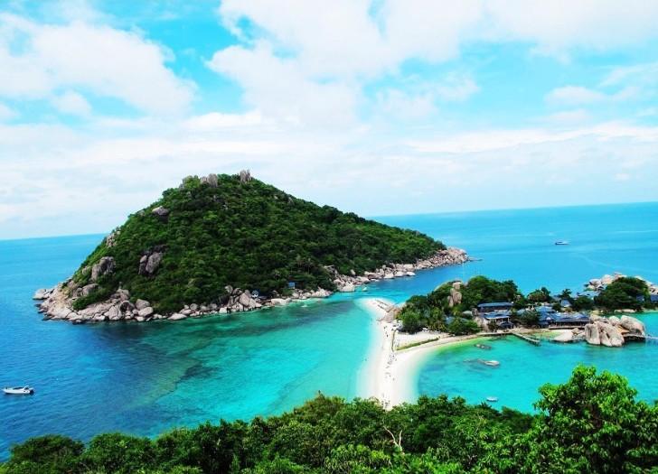 泰國蘇梅島-蘇梅島全貌