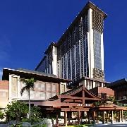 澳門喜來登金沙城酒店+金光飛航 香港往返澳門船票套票
