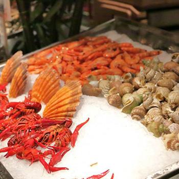 澳門金沙城奧旋餐廳自助晚餐+金光飛航 香港港澳碼頭往返澳門氹仔碼頭船票套票