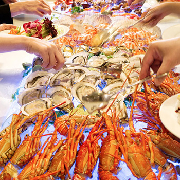深圳香格里拉酒店自助晚餐
