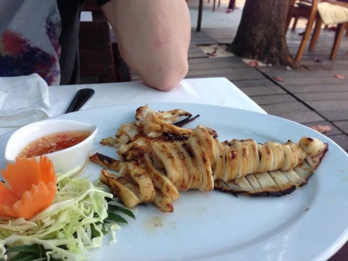 泰國公主最愛的蘇梅島餐廳,蘇梅島餐廳推介,蘇梅島餐廳