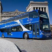 德國慕尼黑Grand Circle雙層觀光巴士車票