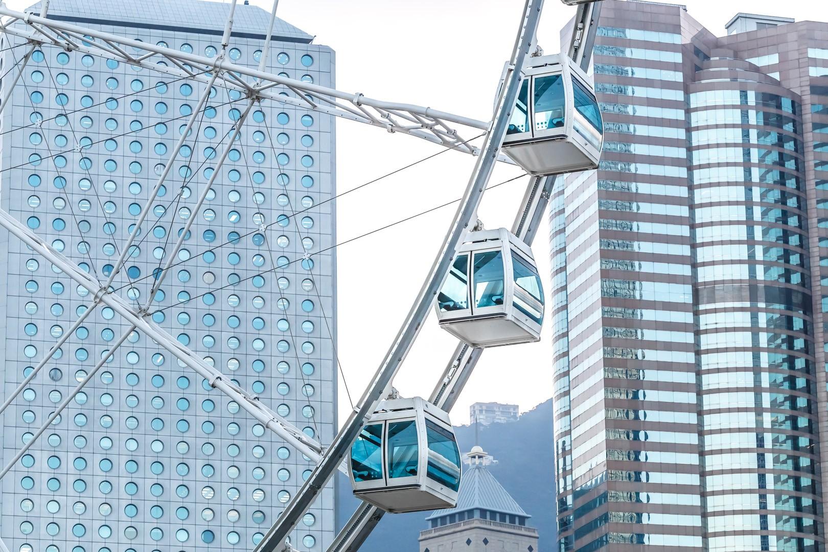 香港摩天輪最新官方大圖