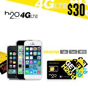 美國30天無限通話4G電話卡(AT&T)