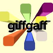 英國Giffgaff 4G上網電話SIM卡 在英國使用后可在歐洲其他國家使用