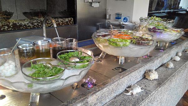 曼谷文華東方酒店Lord Jim's任食鵝肝,曼谷文華東方酒店自助餐,曼谷自助餐推介