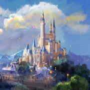 上海迪士尼樂園門票(電子票)