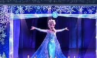 2016上海迪士尼樂園娛樂演出冰雪奇緣