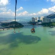 【香港人专享】香港大嶼山昂坪360雙程纜車(電子票)