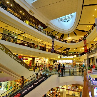 芭堤雅頂級購物中心Terminal 21 Pattaya盛大開幕