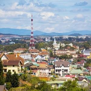 (特價)越南大叻城+Cau Dat茶葉種植園一日遊