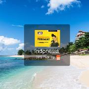 巴厘島3G / 4G上網卡 (巴厘島機場領取)