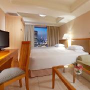 台中金典商旅標準雙人客房住宿券 1中床或2小床含自助式早餐(假日使用+400)
