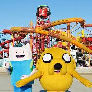 芭堤雅Cartoon Network水上樂園美食接送套票