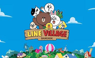 曼谷LINE Village Bangkok室內主題樂園