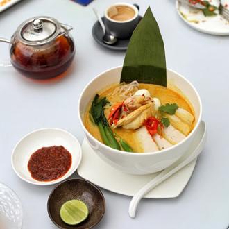 澳門美獅美高梅Janice Wong午市套餐(週一至五)