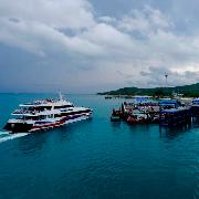 蘇梅島(湄南碼頭/那通碼頭)-帕岸島單程船票