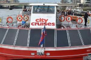 英國倫敦泰晤士河遊船之旅(含美食)