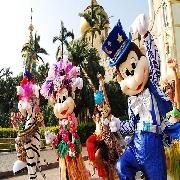 台灣六福村主題遊樂園優惠雙人套票(限外籍遊客預訂)