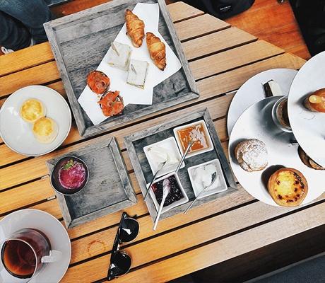 曼谷WHotel下午茶TheHouseonSathorn預約