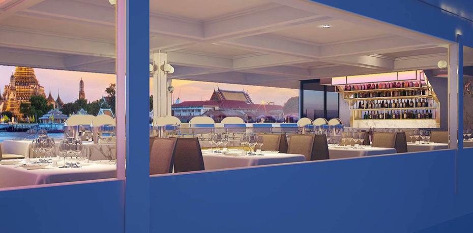 瑪麗蓮號 Meridian-Cruise 瑪麗蓮號自助餐 曼谷夜遊湄南河 瑪麗蓮號自助晚餐 瑪麗蓮號晚餐 曼谷自助餐 瑪麗蓮號遊船 瑪麗蓮號郵輪 湄南河遊船