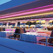 泰國曼谷瑪麗蓮號國際海鮮自助晚餐+夜遊湄南河+接送套票(Meridian Cruise)