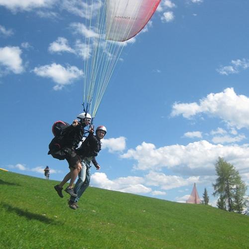 薩爾茨堡滑翔傘體驗