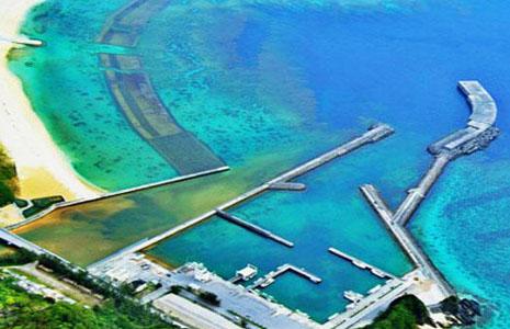 美美島,美美海灘,沖繩美美海灘,美美沙灘,沖繩離島,沖繩離島游