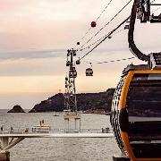 釜山松島海上纜車往返票