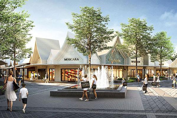 2019暑期曼谷又開新商場!泰國首個Outlet Central Village預計8月底開幕!臨近BKK機場!