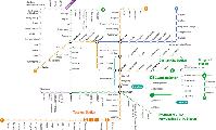 釜山地鐵一日遊都可以去哪 附贈釜山地鐵圖2019