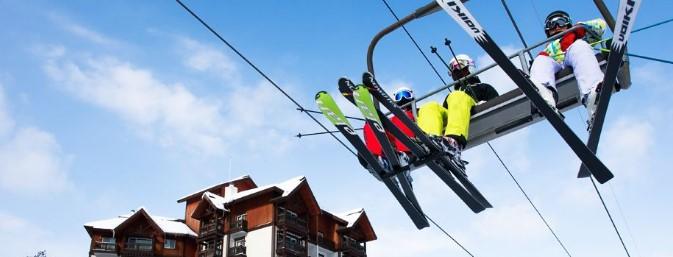 龍平度假村滑雪場