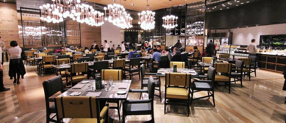 澳門新濠影匯酒店星滙餐廳自助午餐2017