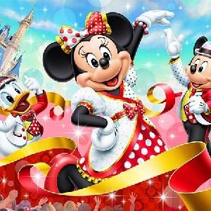 日本東京迪士尼1日門票(舞濱站領取)