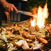 布吉芭東千禧酒店The Bistro Restaurant國際海鮮BBQ自助晚餐