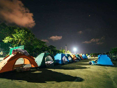香港54家露營營地盤點及官網地址