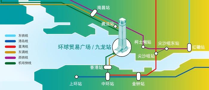 香港天際SKY100的香港觀景臺坐落於全港最高的香港環球貿易廣場100層樓上,俯瞰維港及全港美景