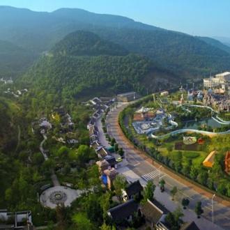 達蓬山旅遊度假區