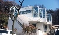 大邱白色玻璃屋咖啡廳 「NATURA」