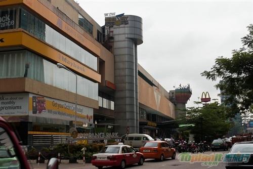 【吉隆坡】便宜的本地貨安邦購物中心(Ampang Park)
