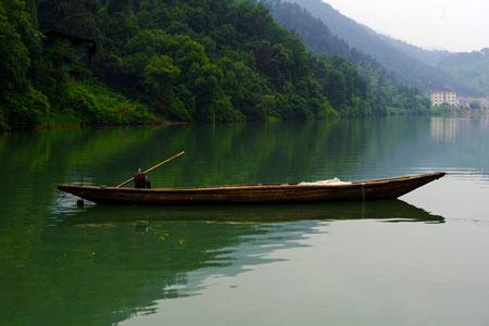桐廬瑤琳仙境 — 江南小三峽富春江